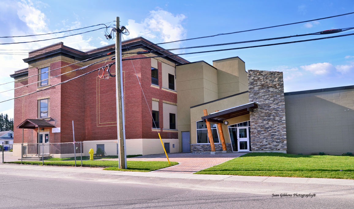 New look for the Timmins Native Friendship Centre